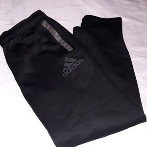 Mens Adidas lg sweat pants great shape